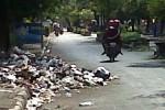 LEBARAN 2013 : Tempat Pembuangan Sampah di Klaten Overload