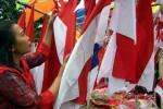 HUT KE-68 RI : 500.000 Bendera Merah Putih Dibagikan Gratis di Aceh