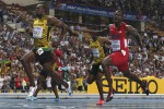 BINTANG SEPAK BOLA : Kecepatan Pemain Arsenal Ini Ungguli Usain Bolt