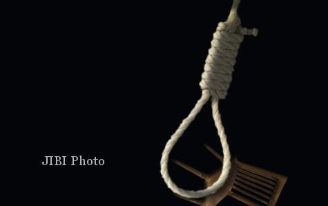 Ilustrasi bunuh diri (Dok/JIBI)