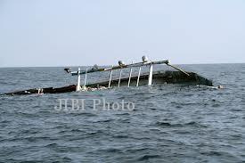 Ilustrasi kapal tenggelam (JIBI/Harian Jogja/Dok.)