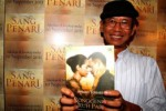 Ahmad Tohari Prihatin Minat Baca Indonesia Kalah dari Malaysia