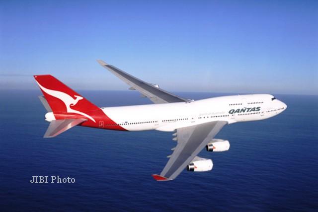 qantas jakarta sydney - photo#11