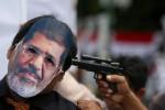 KRISIS MESIR : Pengadilan Mesir Vonis Mati Mursi