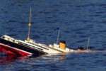KAPAL TENGGELAM : Kapal MV Thorco Cloud Tabrakan, 6 Kru Hilang di Perairan Riau