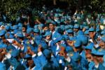 GOYANG HEBOH : 6.100 Mahasiswa Baru UMS Joget Caisar, Buka Sitik Joss