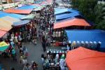 PKL WONOGIRI : Kecamatan Diimbau Segera Tata Pedagang