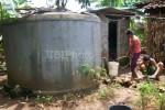 Ilustrasi bak penampungan air hujan (PAH). (JIBI/Dok)