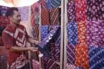 Batik gebleg renteng khas Kulonprogo (JIBI/Harian Jogja/Nina Atmasari)