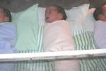 PENEMUAN BAYI : Astaga, Bayi Masih Lengkap Ari-Ari Dibuang di Musala