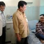 KORBAN PELURU NYASAR : Biaya Perawatan Korban Ditanggung Polres Banyumas