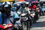 MUDIK LEBARAN 2014 : Pemudik Sepeda Motor Diprediksi Naik 0,8%