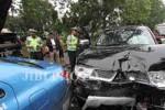 LEBARAN 2013 : Sampai Hari H, Tercatat Tujuh Kecelakaan