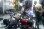 Hujan, Pedagang Pasar Niten Enggan Berjualan