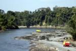 Penambangan di Sungai Progo (JIBI/Harian Jogja/Nina Atmasari)