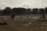 LEBARAN 2013 : Sampah Berserakan
