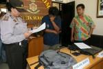 PENCURIAN : Ambil Barang Elektronik, Satpam RS Brayat Minulya Dibekuk