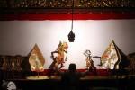 Pertunjukan wayang kulit. (JIBI/Bisnis Indonesia/Dwi Prasetya)