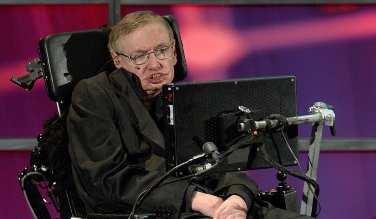 Stephen William Hawking. (JIBI/Harian Jogja/Dok.)