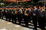 LEBARAN 2016 : 1.400 Personel Gabungan Amankan Kota Surabaya