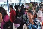 TENAGA KERJA INDONESIA : TKI Ilegal yang Ditahan di Tanjung Emas, Rencana Berangkat dari Surabaya