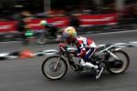 Aktivitas Terganggu, Pedagang di Sragen Protes Drag Bike