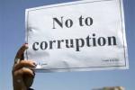 Iustrasi korupsi