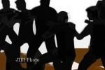 TAWURAN SEMARANG : Antisipasi Bentrokan Pelajar, Polrestabes Semarang Rutin Gelar Patroli