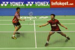 INDONESIA OPEN GP GOLD 2013 : Main Buruk, Tontowi/Liliyana Tumbang di Laga Final