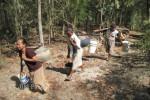 KEKERINGAN KULONPROGO : BPBD Imbau Publik untuk Koordinasi Sebelum Berikan Bantuan Air