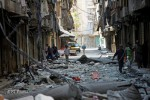 KONFLIK SURIAH : Bentrok Gerilyawan dan Tentara Suriah Terus Berkecamuk di Damaskus
