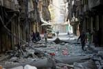 Aleppo Timur Kembali Membara