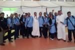 HAJI 2013 : Media Center Haji di 3 Kota Segera Optimal