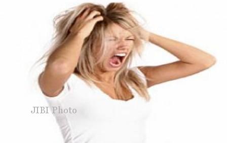 Gangguan psikis bisa saja muncul kala premenstrual syndrome atau PMS.