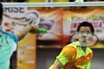 INDONESIA OPEN GP GOLD 2013 : Kalahkan Hayom, Simon Santoso Raih Gelar Bergengsi