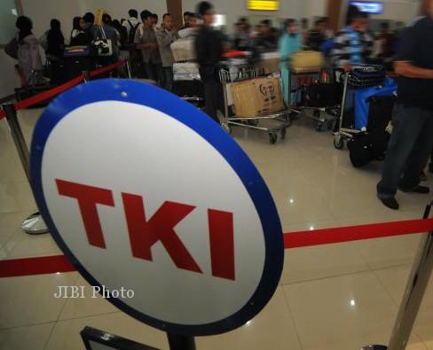 Ilustrasi Tenaga Kerja Indonesia (TKI) (JIBI/Solopos/Dok.)