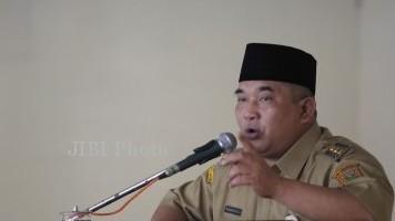 Bupati Sukoharjo Wardoyo Wijaya (JIBI/Solopos/Dok.)
