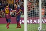 LA LIGA SPANYOL : Bungkam Sociedad, Barcelona Pertahankan Start Sempurna