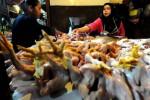 Ilustrasi pedagang daging ayam (JIBI/Harian Jogja/Bisnis Indonesia)