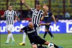 DERBY D'ITALIA :  Inter-Juve Berakhir Sama Kuat 1-1