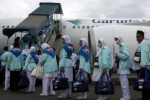 CEK KESEHATAN CALON HAJI : Di Temanggung Vaksin Meningitis Gratis, Influenza Bayar Rp150.000