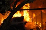 RUKO TERBAKAR : Kebakaran Ruko Jagalan Solo Janggal