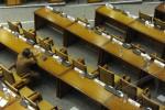 Ilustrasi kursi anggota DPR kosong saat sidang (JIBI/Harian Jogja/Antara)
