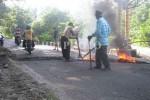 Pemeliharaan Jalan Kabupaten di Gunungkidul Ditarget Selesai Sebelum Lebaran