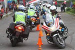 Polresta Jogja Gelar Latihan Pengamanan Pemilu