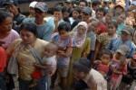 Ilustrasi antrean warga miskin (JIBI/Harian Jogja/Antara)