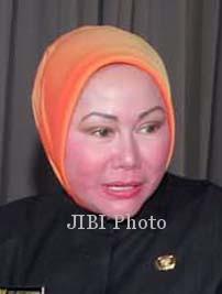 Gubernur Banten Ratu Atut Chosiyah (JIBI/dok)