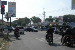 Traffic Light perempatan Colomadu Karanganyar (Dok/JIBI/Solopos)