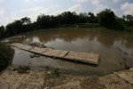 INFRASTRUKTUR SOLO : Bangun Jembatan Gantung Sewu-Mojolaban, Kementerian PUPR Siapkan Rp25 Miliar