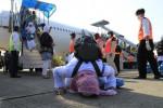 HAJI 2013 : Mendarat di Adi Soemarmo, Siti Langsung Dilarikan ke Moewardi